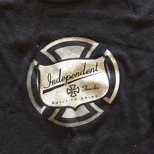 Vintage Tops - Vintage long sleeve skate shirt